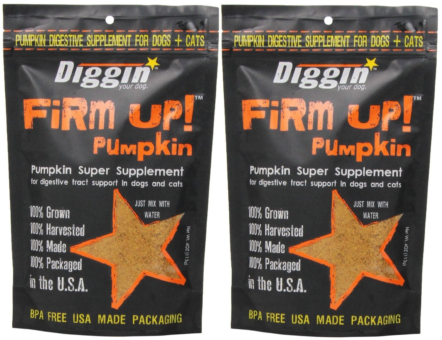 Firm Up Dehydrated Pumpkin sold by Chomp LLC